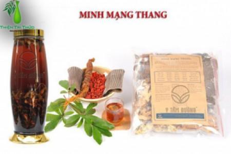 BỒI DƯỠNG CƠ THỂ THEO MINH MẠNG THANG