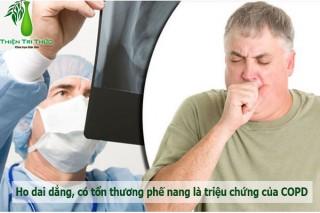 BỆNH PHỔI TẮC NGHẼN MẠN TÍNH – COPD