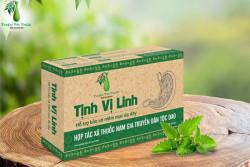 Thực phẩm bảo vệ sức khỏe dạ dày Tịnh Vị Linh - hộp 20 gói